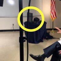 BREAKING: Biden Caught Again with Teleprompter – When Will Media Assigned to His Events Acknowledge His Campaign Tricks?