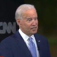 CNN Serves Up Softball Questions At Joe Biden Town Hall – Lets Him Get Away With Lies (VIDEO)