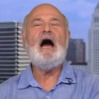 MEATHEAD: Unhinged Lefty Actor Rob Reiner Accuses Trump Of Murdering Americans