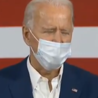 Really? Joe Biden Appears to Forget the Words to the Pledge of Allegiance