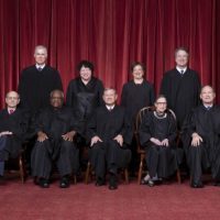 Ginsburg In 2016: 'Nothing In Constitution' Prevents President From Final Year SCOTUS Pick