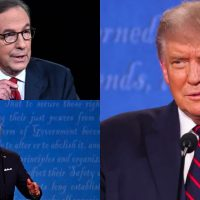Moderator Chris Wallace Interrupted Donald Trump 76 Times, Biden 15 Times