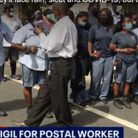 Postal Workers Can't Deliver Ballots, if Democrats Keep Shooting Them