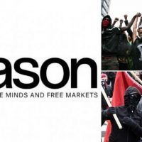 GLOBALISTS: Koch-Funded Reason Magazine Urges for ANTIFA's Funding Sources Not to be Investigated