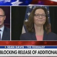 CIA Director Gina Haspel Personally Blocking Declassification of Remaining Explosive Russiagate Documents