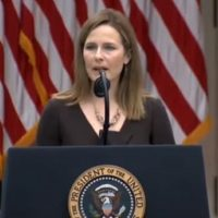 Battleground State Voters Strongly Back Appointment Of Judge Amy Coney Barret To The Supreme Court