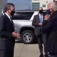 "NC Gov. Roy Cooper Caught on Hot Mic Talking to Biden About Dem Sen. Candidate and Philanderer Cal Cunningham, ""I Know That's Frustrating, But We'll Get Him Across"" (VIDEO)"