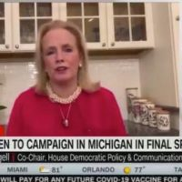 Dem Rep. Sounds the Alarm: 'It's Tightening Here in Michigan…Autoworkers Who I Thought Were Voting For Biden Told Me They're Voting For Trump' (VIDEO)