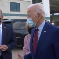 Video: Joe Biden Pulled Away from Reporters by Jill Biden to Save Him from Coronavirus