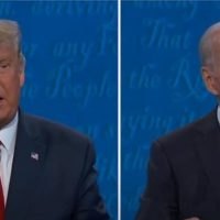 'WHO BUILT THE CAGES, JOE?' Trump Mops The Floor With Joe Biden In Final Debate (VIDEO)