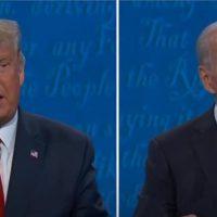 'WHO BUILT THE CAGES, JOE?' Trump Mops The Floor With Joe Biden In Final Debate (VIDEO)