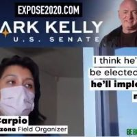 James O'Keefe Strikes Again! Project Veritas Exposes Democrat Mark Kelly's True Plans to Crack Down on Your Second Amendment Rights (VIDEO)