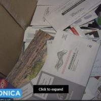 California Man Finds Mail-In Ballots in Santa Monica Trash Cans