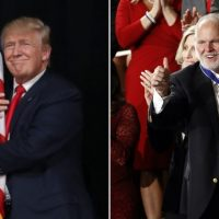 HISTORIC: President Donald Trump Will Host Virtual MAGA Rally with Rush Limbaugh on Friday