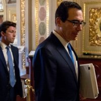 Steve Mnuchin Secures Commitment Towards Trumpbux 2.0 $1,200 in Stimulus Negotiations
