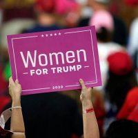 Teen Vogue: 'White Women Have to Answer For Backing Trump Again'