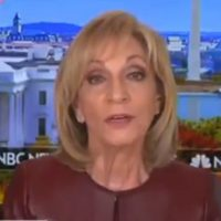 BEYOND PARODY: NBC's Andrea Mitchell Says Biden's Team Is 'Not Going To Be Political' (VIDEO)