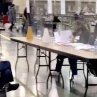 Milwaukee Elections Commission Refuses to Allow Trump Reps to See Absentee Ballot Envelopes or Ballots Clearly #StopTheSteal