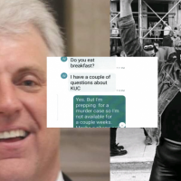 Nearly SIX WEEKS' Worth of Leaked Text Messages Show Kenosha District Attorney Getting Chummy with BLM Activist