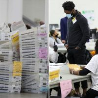 Poll Challenger Claims Detroit Poll Workers Tasked with Duplicating Ballots Were Functionally Illiterate