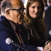 Giuliani And Ellis Allege Considerable Voter Fraud in Arizona