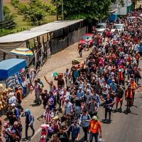 REPORT: Illegal Immigrant Caravans Are Headed Back To The U.S. Border Because Of Biden