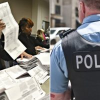 Election Workers Call Police on Volunteers, Using COVID as the Excuse, at Michigan State House District Recount