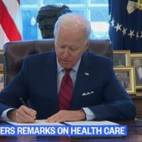 "Dictator Biden Signs Two Executive Orders to Restore Obama's Failed ""Affordable Care Act"" – Refuses to Answer Questions From Reporters (VIDEO)"