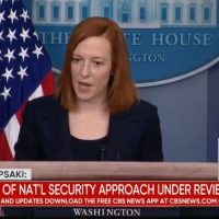 """The President is Committed to Ensuring We Have the Most Ethically Vigorous Administration in History"" – Psaki When Asked About Biden's Grifting Family (VIDEO)"