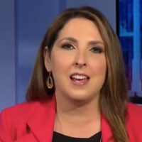 After All He Did for the Republican Party and Her, Chair Ronna McDaniel Won't Back a Trump Presidential Run in 2024 at This Time