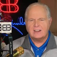 RUSH LIMBAUGH: The Swamp Is Terrified Of Trump's Last Days In Office