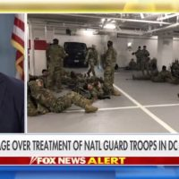 """They're Soldiers, They're Not Nancy Pelosi's Servants"" – FL Governor DeSantis Orders His National Guard Troops in DC Back to Florida (VIDEO)"