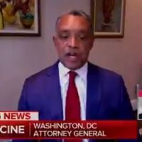 DC Attorney General Is Looking at Charging Trump and Others for Inciting Violence (Video)