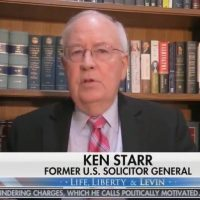 """The Senate is Utterly Without Jurisdiction to Try Donald Trump"" – Former Independent Counsel Ken Starr Explains Why Democrats Can't Try Trump (VIDEO)"