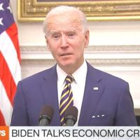Joe Biden Says: 'It's Going To Take Ten Years To Get Back To Full Employment'