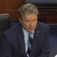 Every Parent In America Should Watch Rand Paul Question Biden's Pick For Assistant HHS Secretary (VIDEO)