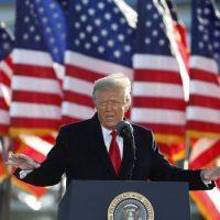 Weirdo Dem Rep. Eric Swalwell Files Lawsuit Against Trump and Allies Over Jan. 6 Capitol Breach